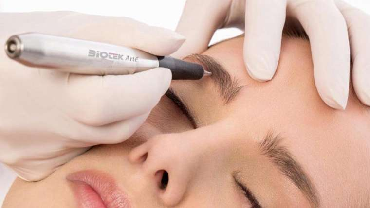 Semi-Permanent Brows